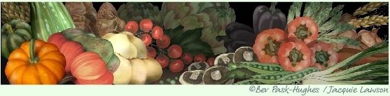 Harvest veg J. Lawson