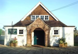 Village Hall front