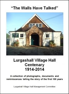 LVH Centenary booklet front cover
